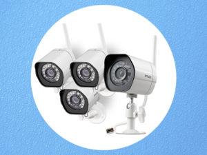 Zmodo Smart Wireless Security