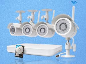 Zmodo Wi-Fi Wireless Security