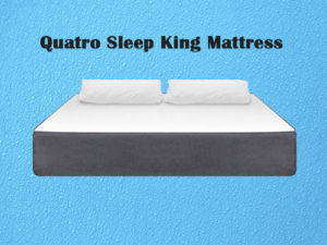 Best king size memory foam mattress