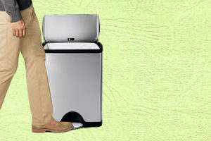 Simplehuman Rectangular Trash can