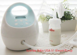 Spectra Baby USA S1 Breast Pump
