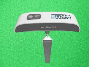 MagicPro Luggage Scale