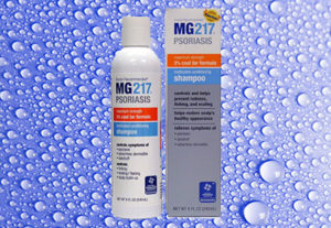 MG217 Psoriasis for Dry Scalp