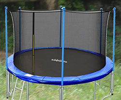 The best backyard trampolines for kids or adults